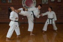 Karate Girl Power / by Cheryl Valle