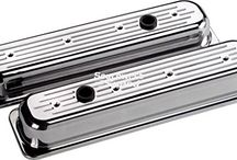 Valve Covers, Billet Specialties, by Southwest Speed