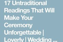 Ceremony + Vows