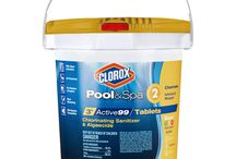 Pool Chlorine Tablets