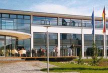 Hof University - Hochschule für angewandte Wissenschaften Hof / Einstein1 - Digitales Gründerzentrum ist direkt am Campus der Hochschule Hof. #Gründungsberatung #startup