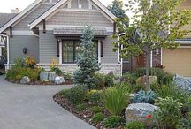 Front yard project / by Kathy Eastlick