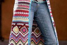 вязание кардиганов