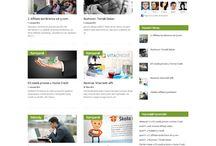 Historie redesignů / Vzhledy magazínu napříč časem
