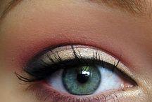 Make-up and hair  / by Lindsay Marcengill