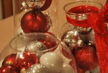 Christmas Decoration Ideas / by Nancy Gravelin
