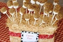 Baby shower ideas / by Robi Akers
