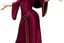 een mooie vrouw / Walt Disney 1