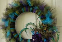 Wreaths and banners / by Debbie Smith-Cannan