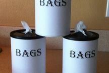 Recycle / Afval hergebruiken