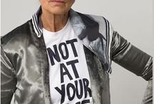 Cool age / Cool And fashionable elderly people,..