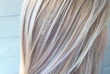 Blonde dye ideas
