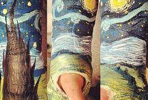 Kunst en dergelijke / De wereld is vol mooie dingen..