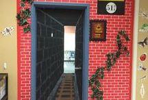 Reading doors