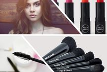Monthly Newsletters / Sign up at our website to get the latest product information and make-up tips and tricks