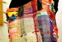 saori bags et textiles