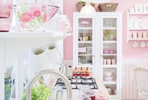 •●• Pink Home Interior •●•