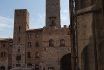 Wedding Locations - San Gimignano