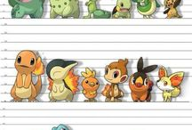 the pokemon starters