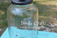 Up Cycling  / Ordinary, everyday things can be up cycled into awesome pieces for your home!!  / by Vickie Dingess-Moore