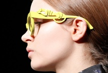 EYEWEAR + HANDWEAR / by Connie Liow