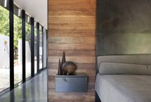 Dream Home-Bedroom/Rec Room/Living Room / by Marie Q