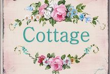 Cottage Comforts / Cozy places ..... / by Mary Q. Needles