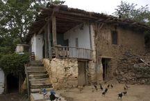 köy-eski evler