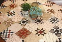 Three block quilts / by Lindsay