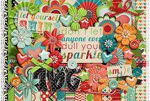 Smile Sparkle Shine  / Bella Gypsy Designs