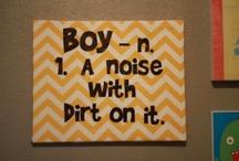 Boys room ideas