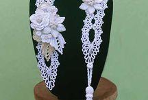 Biżuteria na szydełko