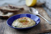 recipes - mezze