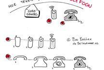 Simpele tekeningen