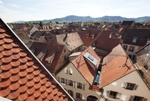 Hôtel Colombier - Obernai / In the heart of Obernai.  In the old town of Obernai, a few kilometres from Strasbourg, the 3* Hotel Le Colombier welcomes you into an idyllic Alsatian house, ideal for business or private trips.
