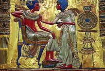 Egypten - Kunst og historie