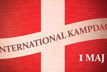 1 Maj // International Kampdag