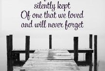 In memory quote