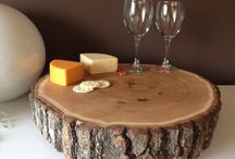 Wood Cake Stands,Wedding Cake Stands, Rustic Wedding Decor / Wedding Cake Stands,Wood Cake Stands, Rustic Cupcake Stands, Wedding Centerpieces, Rustic Centerpieces, Round Cheese Boards, Wood Slices, Wood Coasters, Etched Cake Stands, Engraved Cake Stands, Bride and Groom,