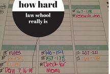 Preparing for law school