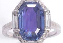 Jewelry Blue Sapphire