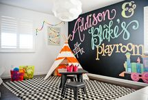 Playroom ideas / Create a beautiful playroom on budget
