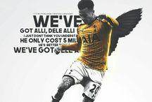 Tottenham Poster