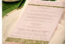 Wedding details / by Megan McCullough