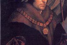 Tommaso Moro, J.Fisher, E. Campion martiri