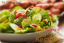 Salad Recipes / by Judy Brown