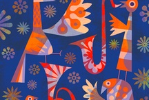 Illustrations / My Board for Illustration that I like/Find inspiring