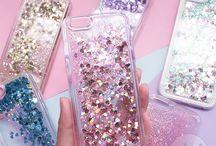Liquid glitter iphone 6 cases