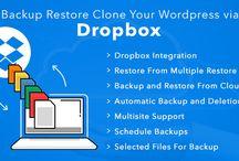 Backup Restore Clone Your Wordpress Via Dropbox