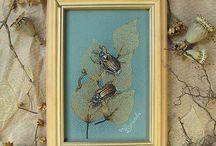 Крыло бабочки / Здесь собраны мои работы в различных направлениях